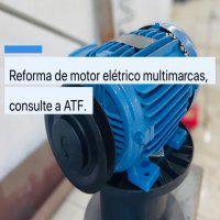 Reforma de motor elétrico