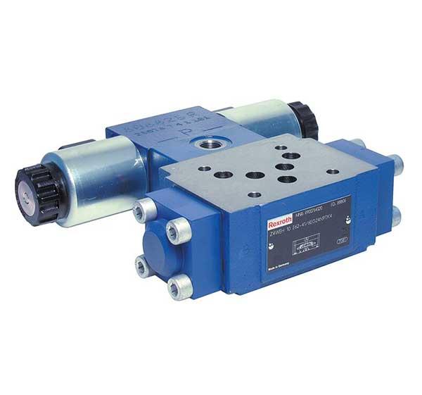 Válvula de desligamento direcional Z4WH 10 Bosch Rexroth